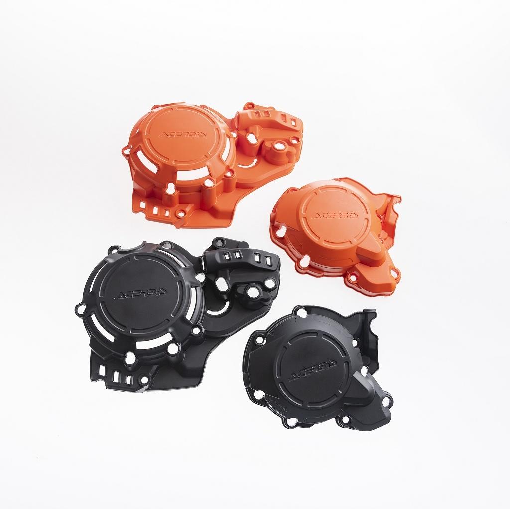 Acerbis Kupplungs / Zündungsdeckelschutz X-Power