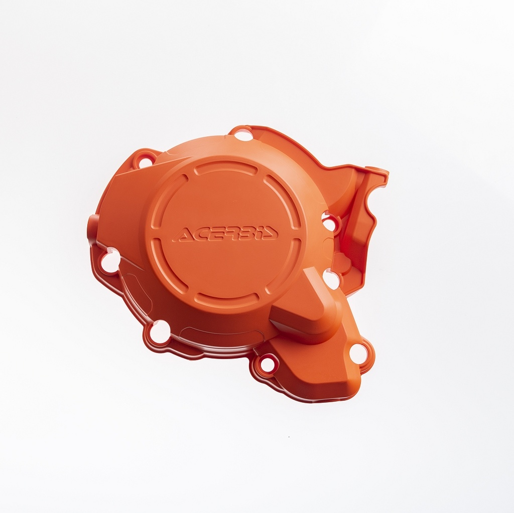 Acerbis Motor Crankcase and Ignition/Clutch covers