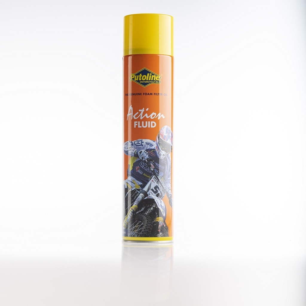 Putoline Filteroil Spray ACTION 600ml