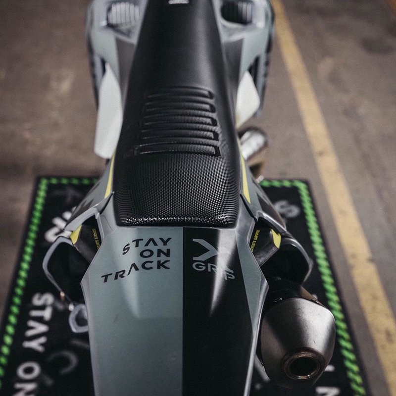 X-GRIP Dekor Kit Husqvarna #20  Grau