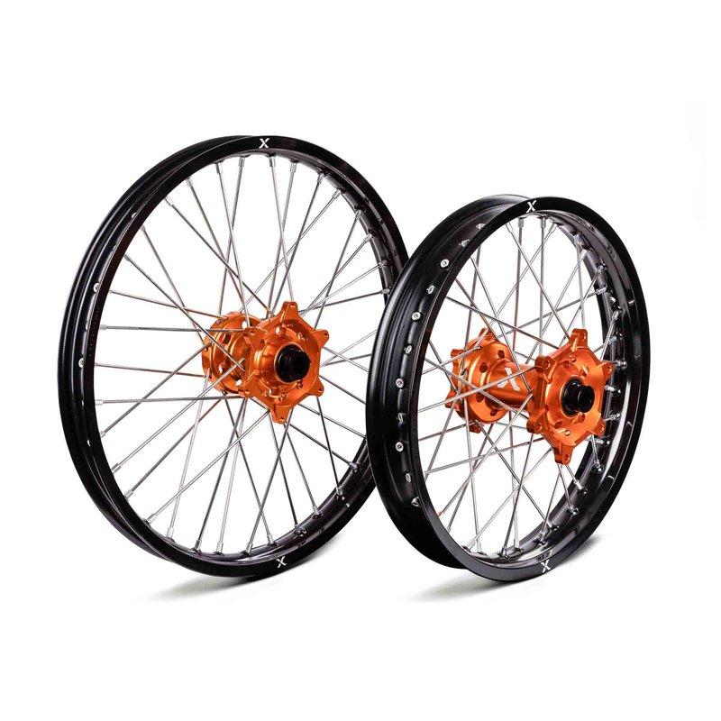 "X-GRIP Wheels 18"" / 21"""