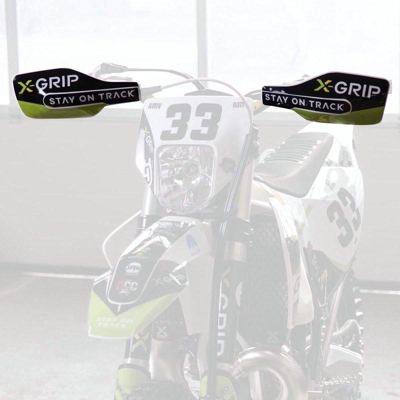 X-GRIP Handguard Sticker Set