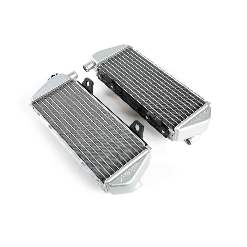 X-GRIP Radiator set