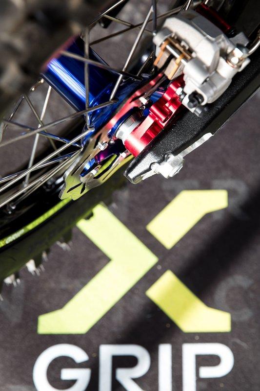 X-GRIP Brake Disc Protection
