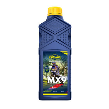 Putoline MX 9 Ester Tech 2T Oil