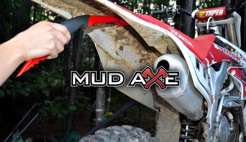 Risk Racing Mud AXE Schlammspachtel