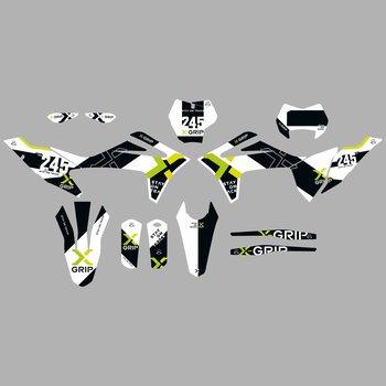 X-GRIP Dekor Kit  GasGas #20