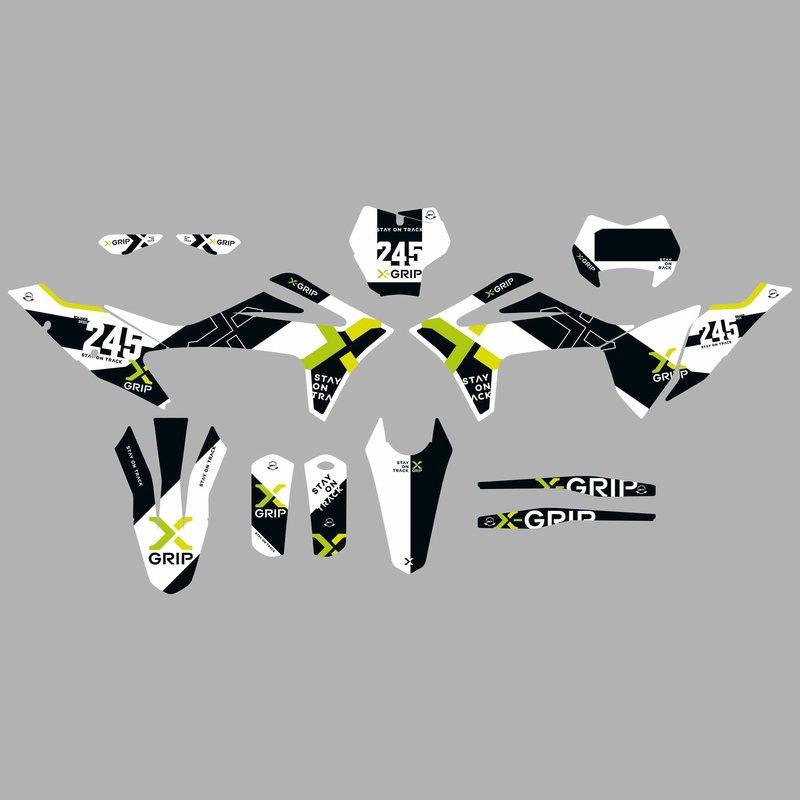 X-GRIP Graphic Kit GasGas #20