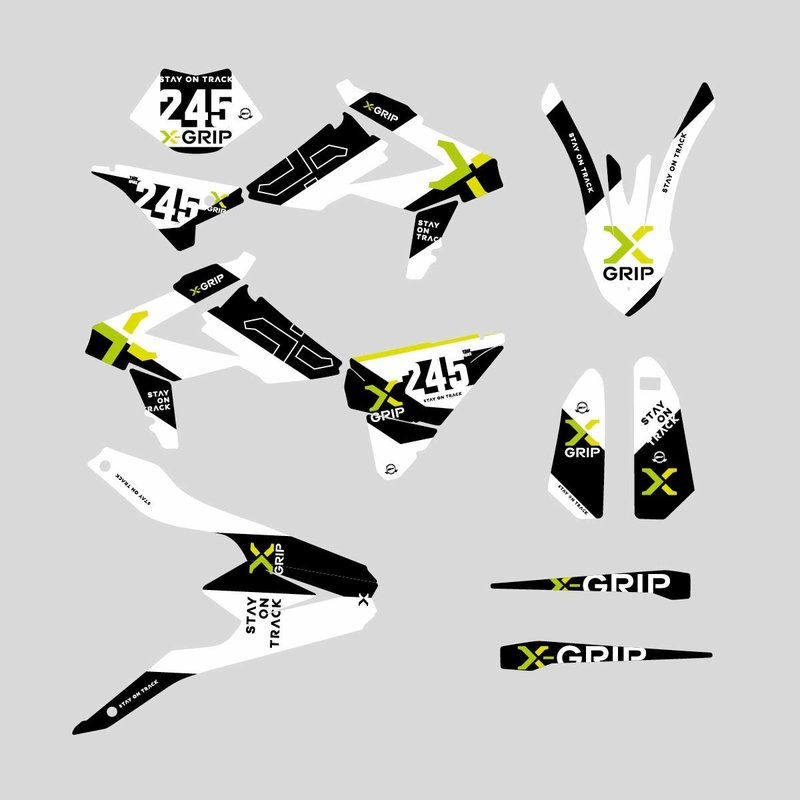 X-GRIP Dekor Kit Beta #20, 18-19