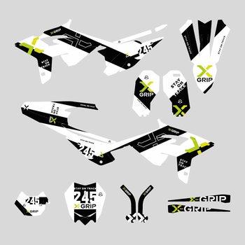 X-GRIP Graphic Kit Beta #20, 2020-
