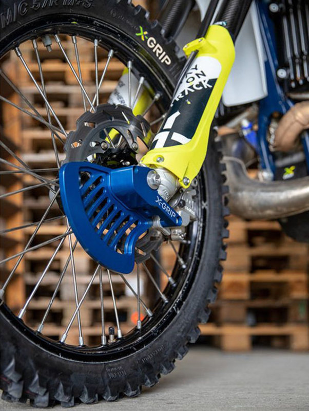 X-GRIP Front Brake Disc Guard