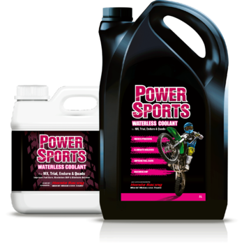 Evans Power Sports Kühlmittel