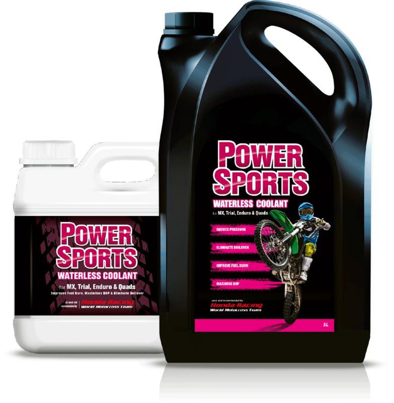 Evans Power Sports Coolant