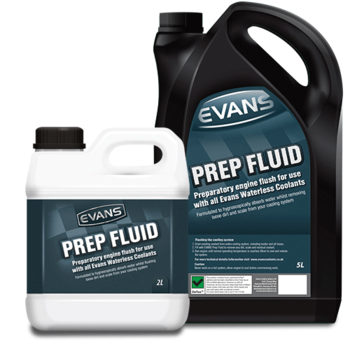 Evans Prep Fluid Reiniger