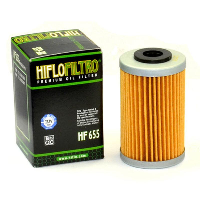 Hiflo Filtro Ölfilter HF655