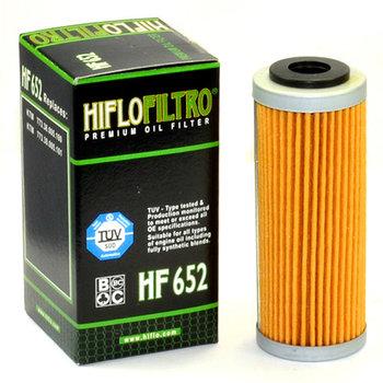 Hiflo Filtro Oil Filter HF652