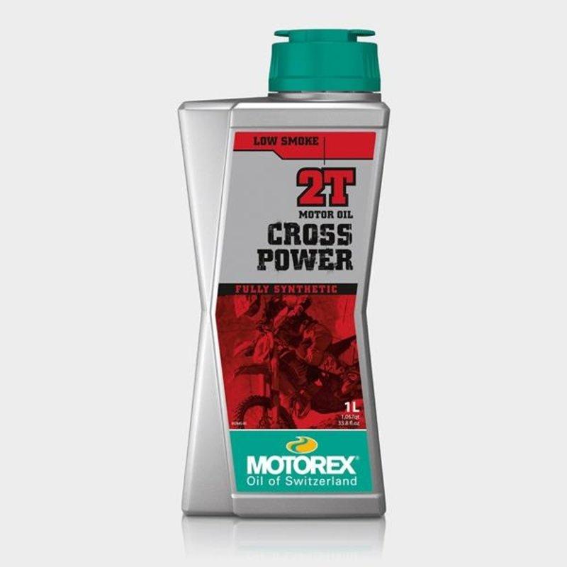 Motorex 2T Oil Cross Power