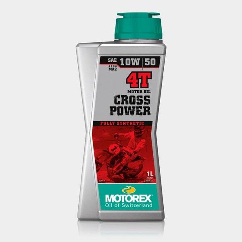 Motorex 4T  Cross Power 10W-50