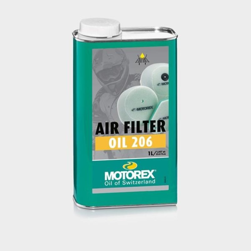 Motorex Luftfilteröl 206