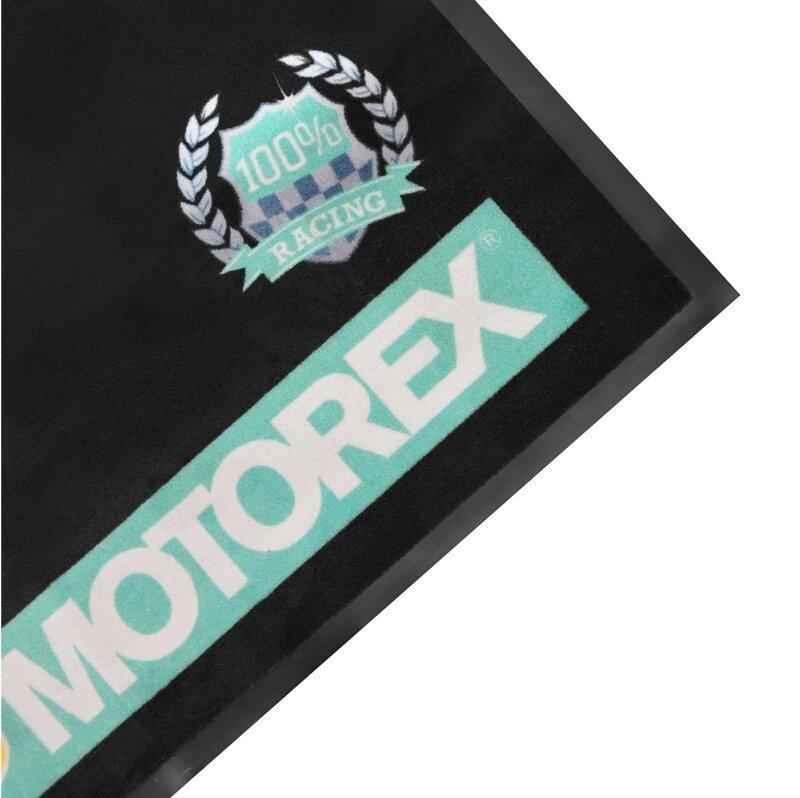 Motorex Motorrad Schutzmatte
