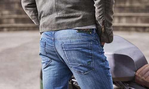 Jeans voor mannen !