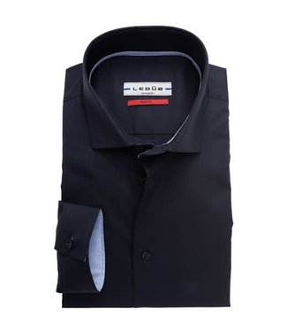 Ledûb Ledûb overhemd Slim fit 0137160-195