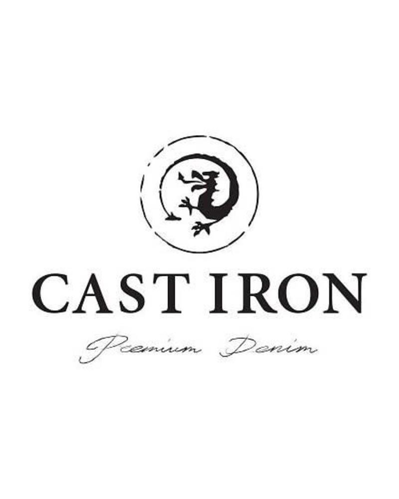 Cast Iron Overhemd Cast Iron