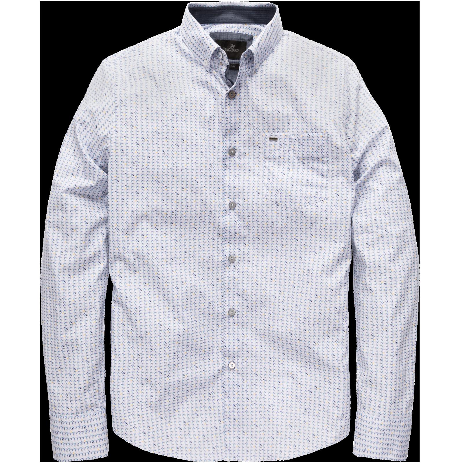 6a0bf68bfa7 Vanguard overhemd wit | shop de nieuwste collectie Vanguard overhemden