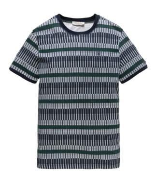 Cast Iron Cast Iron T-shirt Printed block CTSS191306-5287