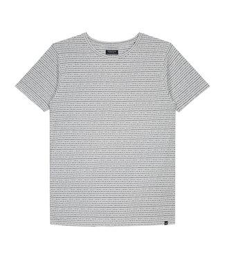 Dstrezzed Dstrezzed CREW FANTASY STRIPE T-Shirt 202354-104