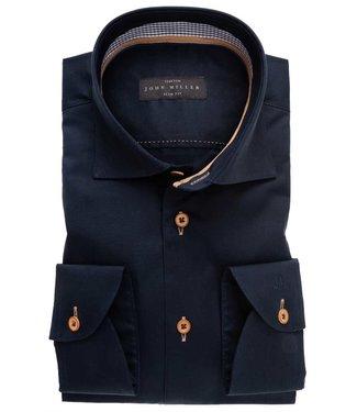 John Miller John Miller Overhemd Slim Fit  5136795-190