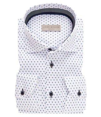 John Miller John Miller Overhemd Slim Fit  5136855-190