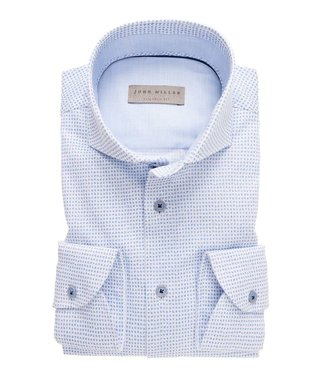 John Miller John Miller Overhemd Slim Fit  5136892-150