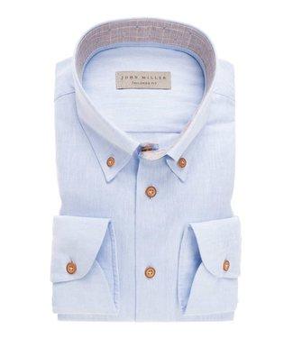 John Miller John Miller Overhemd Slim Fit  5137030-130