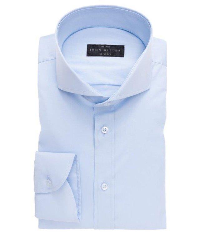 John Miller overhemd stretch tailored fit 5034551-120