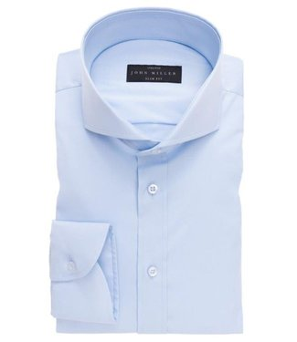 John Miller overhemd stretch slim fit 5044551-120