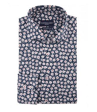 Cavallaro cavallaro fiore Overhemd 1091022-63006