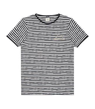 Dstrezzed Dstrezzed T-Shirt boat neck 202362-645