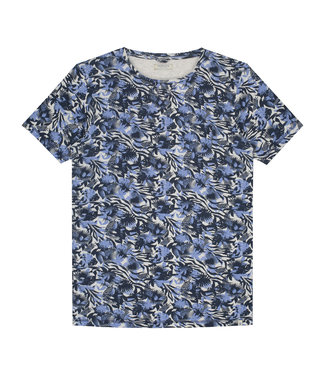 Dstrezzed Dstrezzed T-Shirt crew tropic garden 202398-893