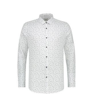 Dstrezzed Dstrezzed Overhemd mulit dot 303214-100