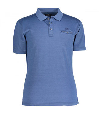 State of Art State of art Poloshirt oxford pique 19250-5300