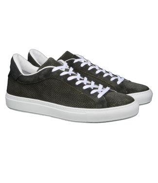 Giorgio Giorgio Sneaker groen  HE98098-45