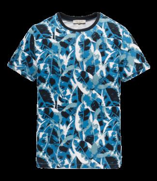 Cast Iron Cast Iron T-Shirt camo print CTSS193307-5307