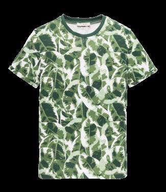 Cast Iron Cast Iron T-Shirt camo print CTSS193307-6129