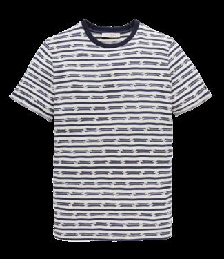 Cast Iron Cast Iron T-Shirt stripe CTSS193308-7014