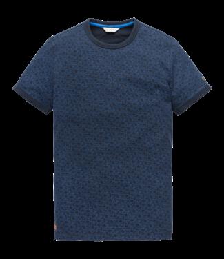 Cast Iron Cast Iron T-Shirt logoprint  CTSS193312-5287