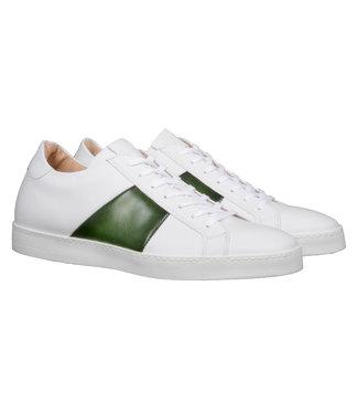 Giorgio Giorgio Sneaker wit/groen HE78808-111
