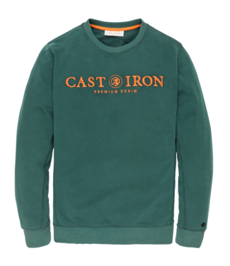 Cast Iron Cast Iron R-neck Sweater CSW196000-6431