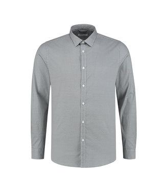 Dstrezzed Dstrezzed Overhemd Stretch 303272-100