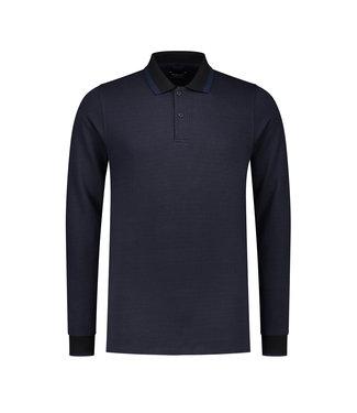 Dstrezzed Dstrezzed Poloshirt Longsleeve 202420-669